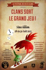 Festival Clans sort le grand jeu