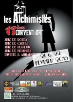 Convention des Alchimistes