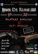 Convention Jeux de RUNE