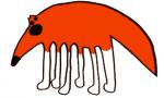 Le renard à 6 pattes