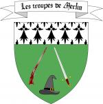 Les troupes de Merlin