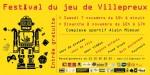 Festival du jeu de Villepreux