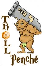Le troll penché